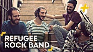 Syrian Rocker-Refugees Take Their Act To Europe