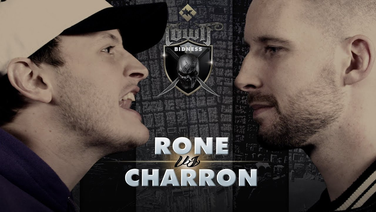 Download KOTD - Rap Battle - Rone vs Charron   #TB2