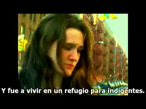 Liz Murray. De mendiga a universitaria en Harvard.
