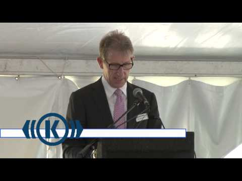 Knorr Brake of Westminster MD Opening Ceremony