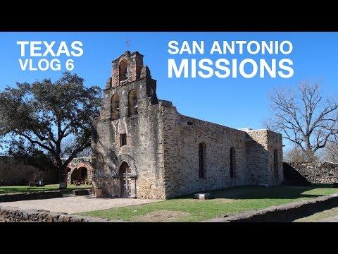 San Antonio Mission Trail | San Antonio, TX