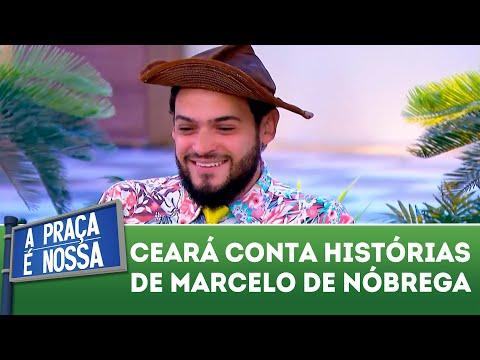 Ceará conta histórias de Marcelo de Nóbrega | A Praça é Nossa (29/03/18)