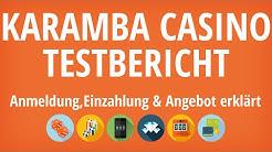 Karamba Casino Testbericht: Anmeldung & Einzahlung erklärt [4K]