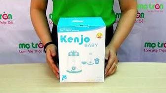 Máy hâm sữa cao cấp từ Nhật Kenjo KJ-01N - metron.vn - máy hâm sữa tốt nhất hiện nay