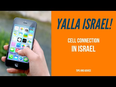 Israel Trip | Israel Travel Tips | Staying Connected
