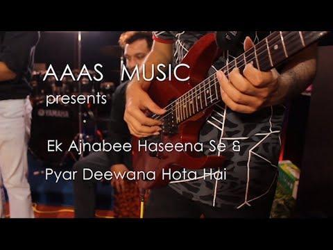 Pyar Deewana Hota hai || Ek ajnabee Haseena se || 90s Mashup || AAAS Music