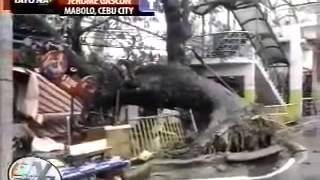 Super Tyhoon Haiyan (Yolanda) TV Patrol Central Visayas - Nov. 8, 2013