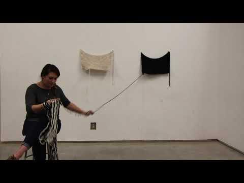 Arm Knitting Performance Piece-Claudia NH