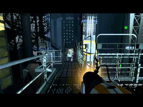 Portal 2 Co-Op chapter 3 level 8