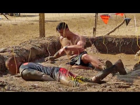 Tough Mudder Electroshock - Pain & Suffering