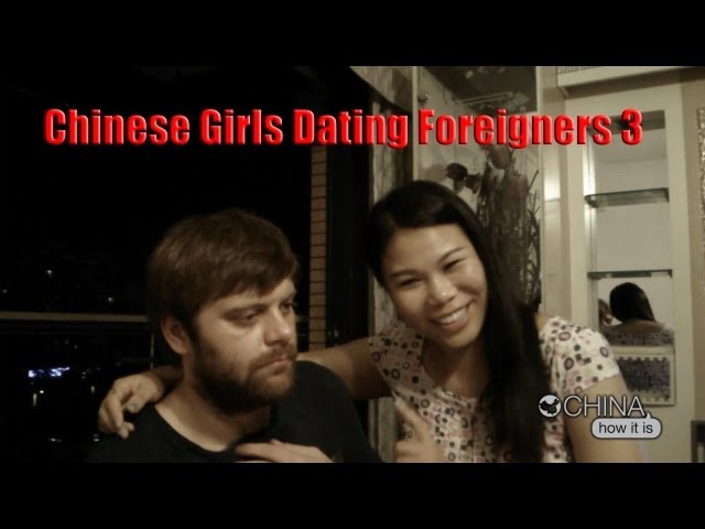 China, How it is - Chinese Girls Dating Foreigners ep.3 - Maggie