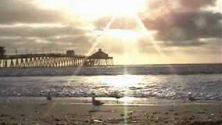 Sights and Sounds of a Sunset at Imperial Beach, CA 03/08