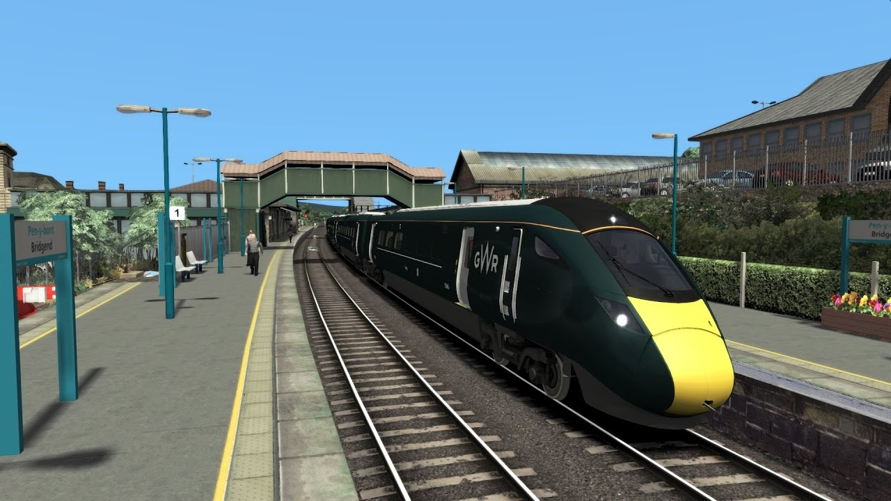 train simulator 2017 south wales coastal hitachi class. Black Bedroom Furniture Sets. Home Design Ideas