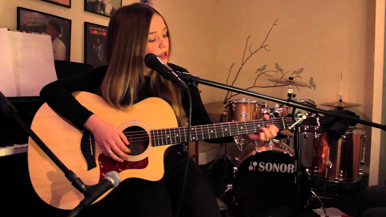 Ed Sheeran - Thinking out loud - Connie Talbot cover - YouTube