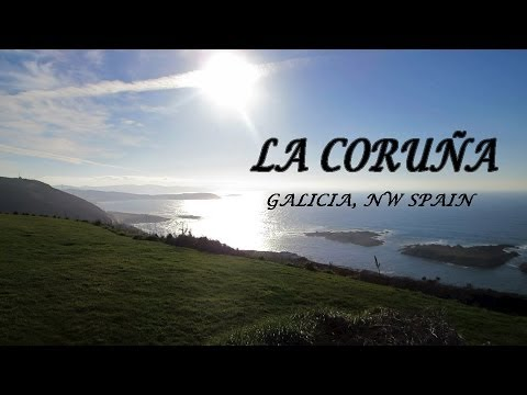 La Coruña: A Beautiful City on the Atlantic