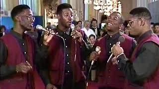 Boyz II Men Prior to the 1993 Presidential Inauguration (1993)