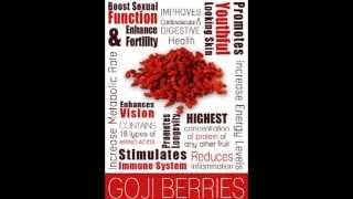 Goji Berry and Goji berries Health Benefits