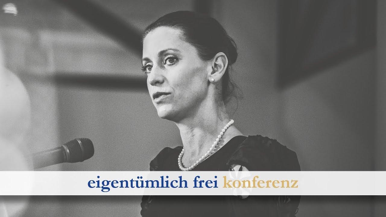 Uta Ogilvie: Was, wenn man die Kanzlerin kritisiert? (ef-Deutschlandkonferenz 2020, Teil 3)