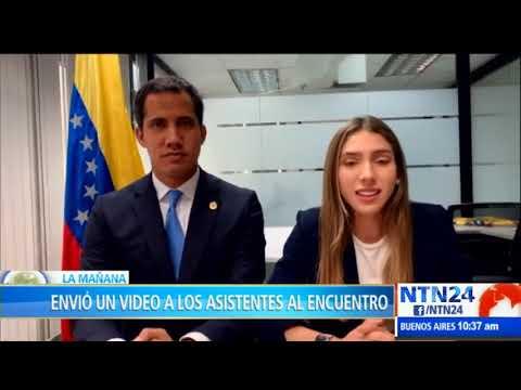 Régimen de Maduro impidió salida de Venezuela a Fabiana Rosales, esposa de Juan Guaidó