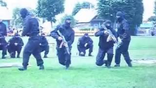 Выступление Спецназа 8РСН на день города Старые Дороги!