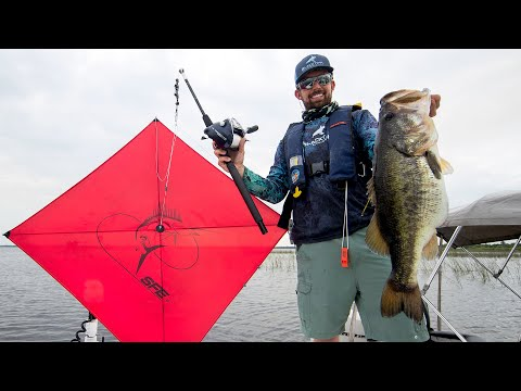 Using Saltwater Techniques To Catch GIANT Bass