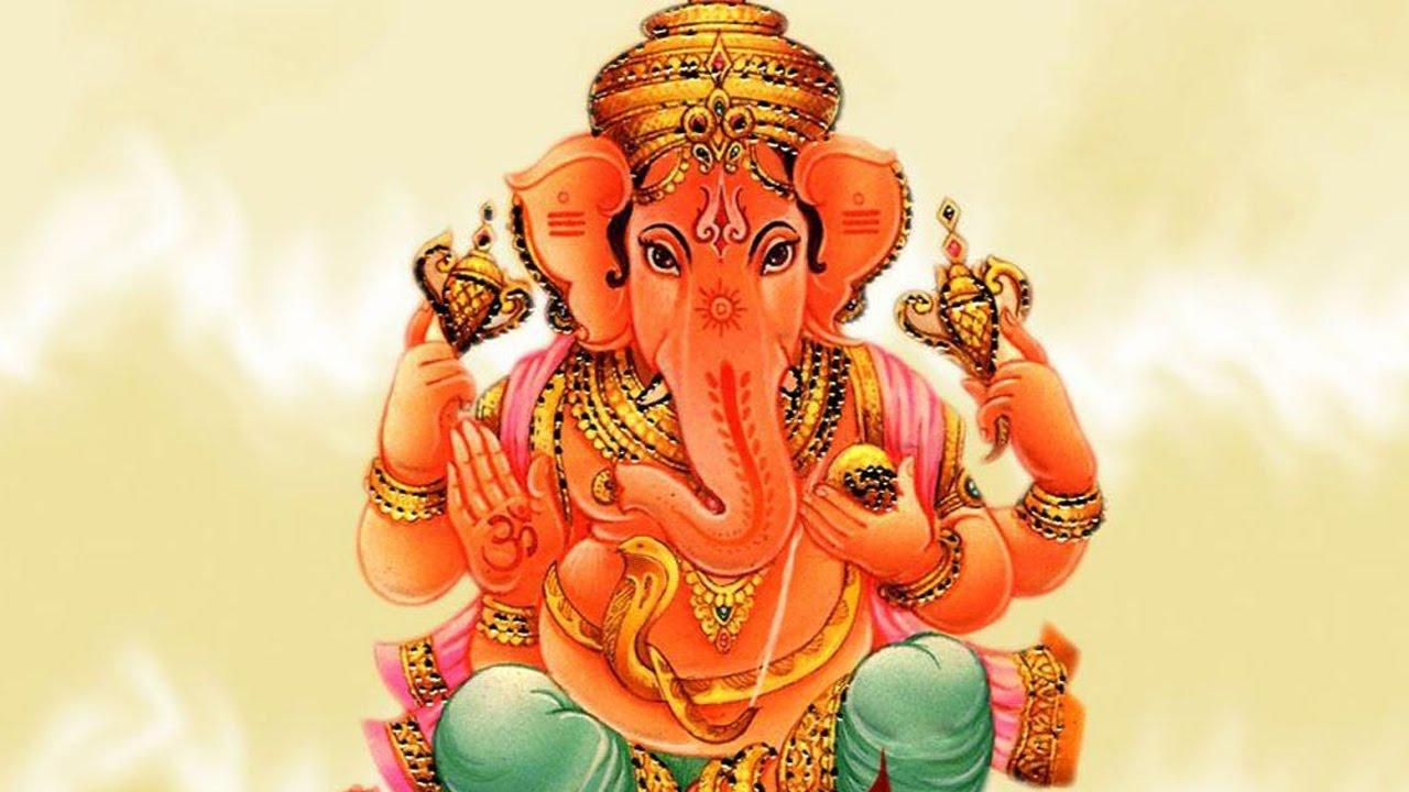 Lord Ganesha Songs Sri Mahaganapathy Anuradha
