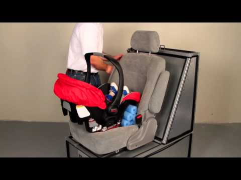 BRITAX B-SAFE: Installing Without The Base