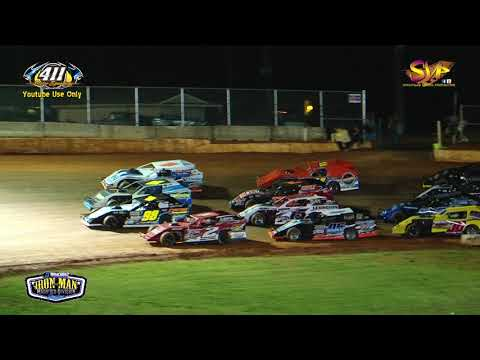 Iron Man Modifieds | $1,200 to win | 411 Motor Speedway Sept. 9, 2017