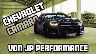 Chevrolet Camaro Von Jp Performance Autocenter Meschede Youtube