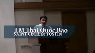 FRIDAY FASTING with LM Thai Bao  Saint Cecilia Catholic Church Tustin California