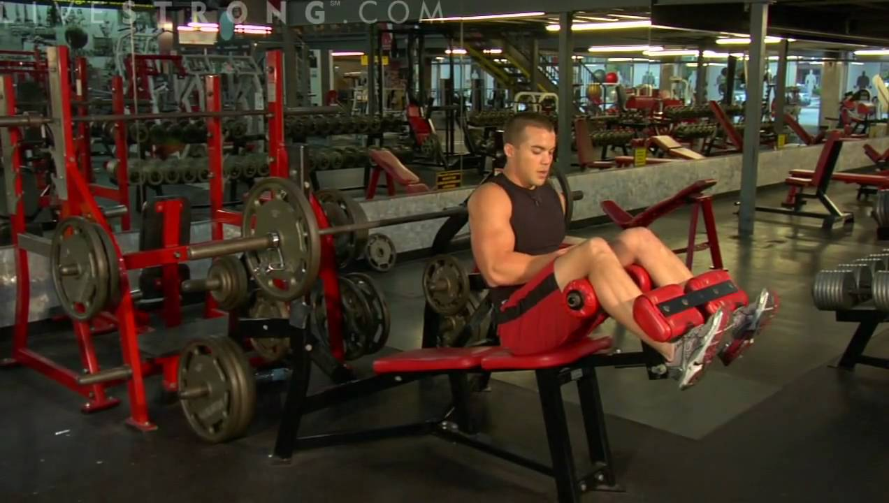 How To Do Decline Bench Press Youtube