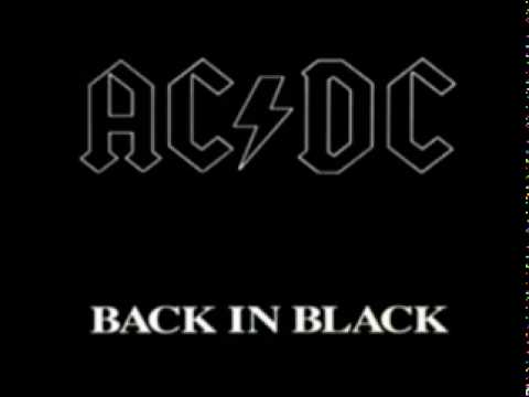 AC/DC - Back in Black - Back in Black