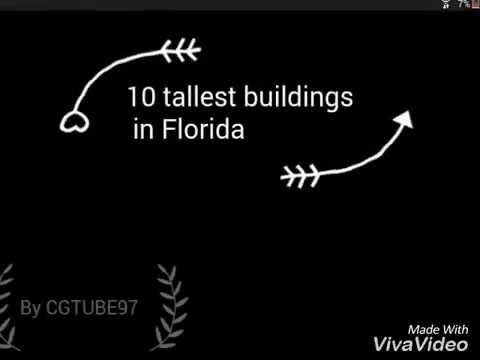 10 Tallest buildings in Florida