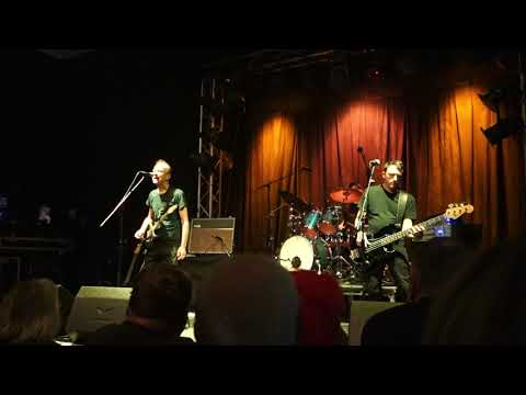 Hugh Cornwell - Golden Brown (Live)