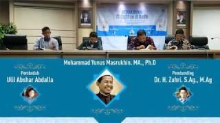 Download Video Eksistensialis Kesufian Ibn Arabi (1) - MY. Masrukhin, Ph.D MP3 3GP MP4