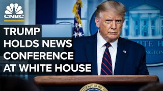 President Trump holds a news conference at the White House — 9/23/2020