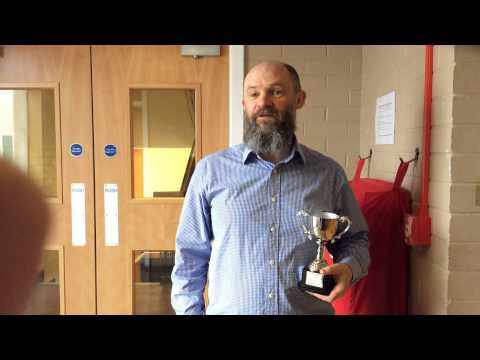 BBC SCHOOL REPORT 2015 - TGS Rugby Tournament interview with Mr Sutcliffe