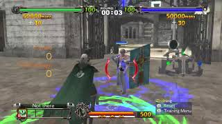 Guilty Gear 2 Overture (Steam): Some Raven Combos and Setups
