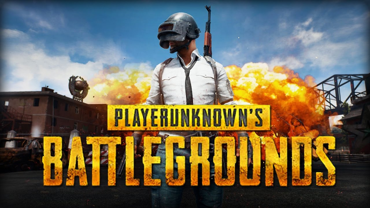 Playerunknown S Battlegrounds Game Drop In: PLAYERUNKNOWN'S BATTLEGROUNDS