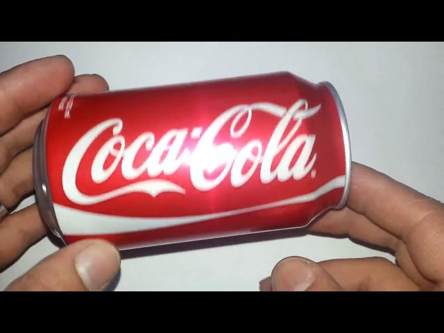 Coca cola kutusundan kumbara nas?l yap?l?r