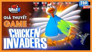 Giả Thuyết Game: Bắn Gà - Chicken Invaders | Sự Báo Thù Của Loài Gà - meGAME