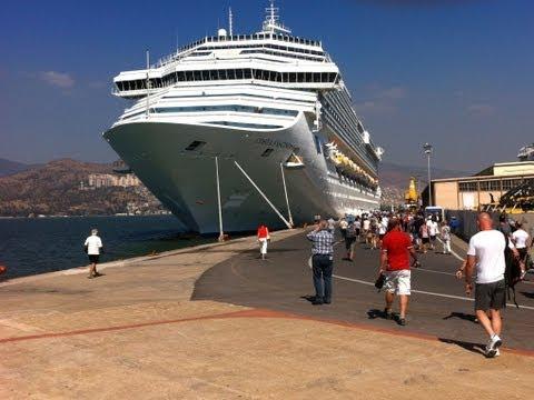 "Costa Fascinosa cruise tour part 2/3 | Katakolon "" Olympia "" - Izmir "" Ephesus"" September 2013."