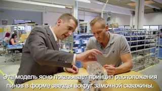 видео Цилиндровые механизмы