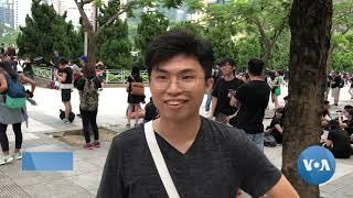 Kong Protesters say Just Pausing Extradition Bill Not Enough thumbnail