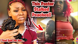 LOVELY PEACHES EXPOSES A PASTOR |Reaction
