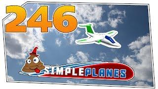 Simple Planes #246 - Holzbomber | Let's Play Simple Planes german deutsch HD