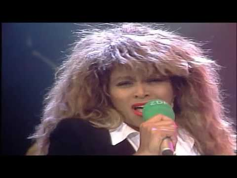 Tina Turner - Simply The Best 1989