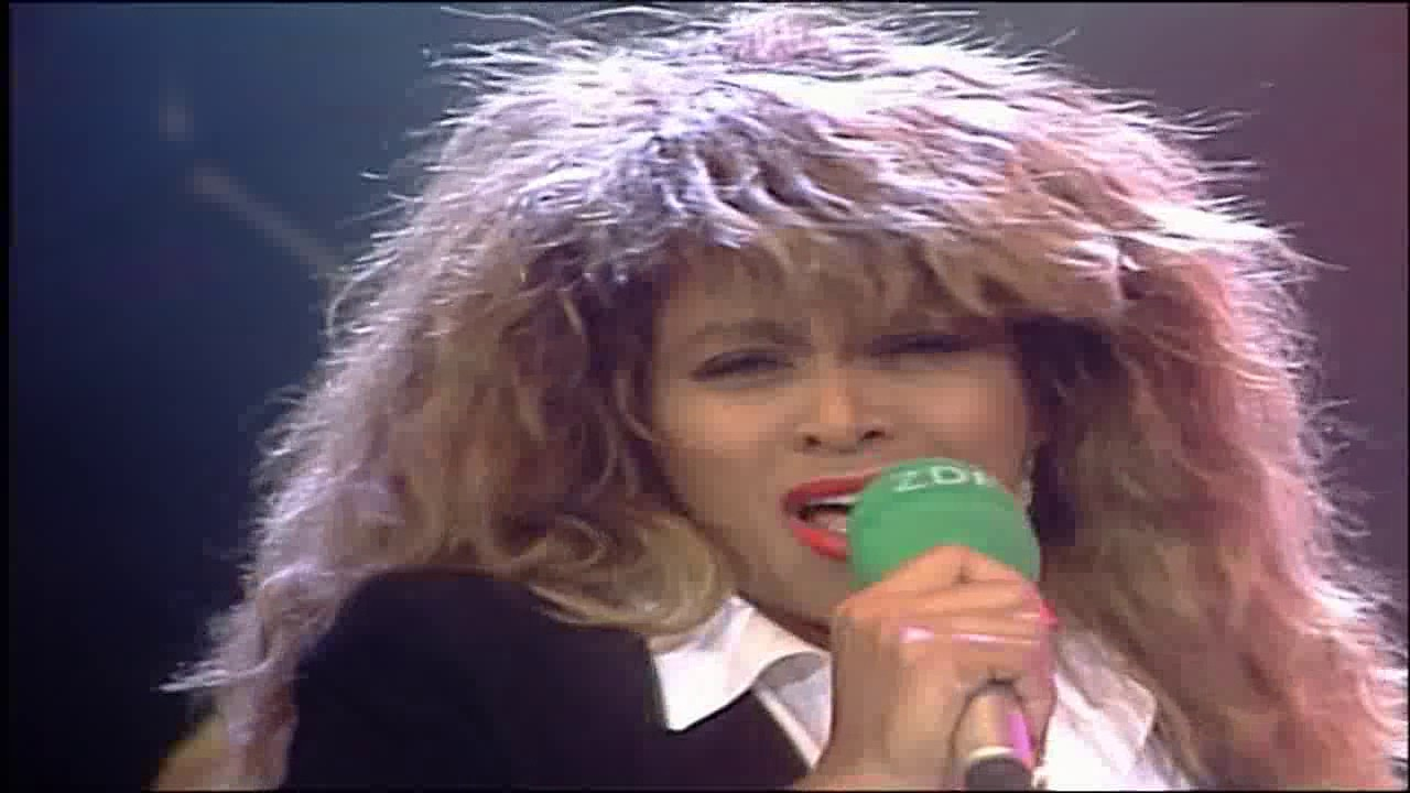 Tina Turner Simply The Best 1989 Youtube