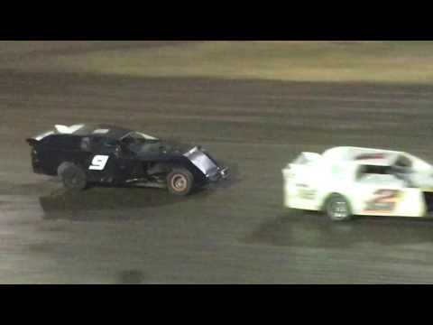 Gumbo Nationals Modified Feature 10/1/2016