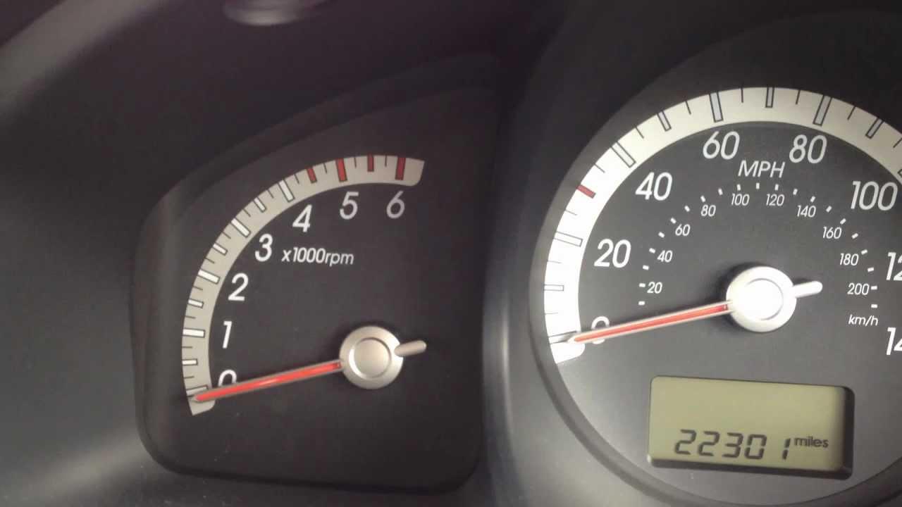 Kia Sportage 2009 Starting Problem Aug 12 Mov